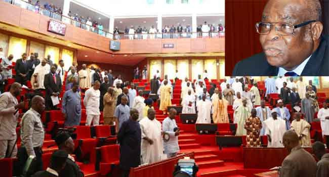Senate to reconvene on Tuesday January 29th over Onnoghen?s suspension