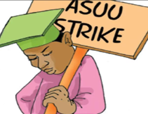 Nigerian lady loses her Masters Admission and Schorlaship due to the lingering ASUU strike
