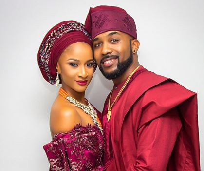 'My husband has never collected a dime to support Buhari' - Adesua Etomi defends Banky W