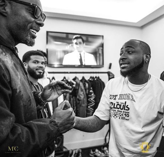 Photos: Davido officially joins?Drake, Rihanna, Kanye West, Elton John?on the list of artistes, who have sold out 20,000 capacity O2 Arena as headliners