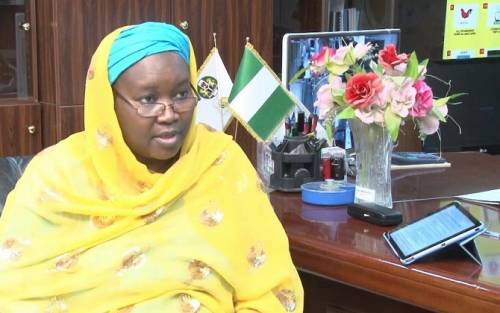 INEC excludes Amina Zakari from Collation center of the Presidential poll results