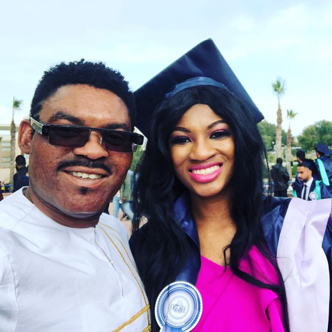 5c4f6f34835c4 - Omotola Jalade Ekeinde's daughter graduates from the university