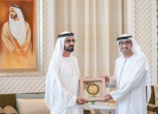Eyebrows raised as the UAE Gender Equality Awards were won by only men