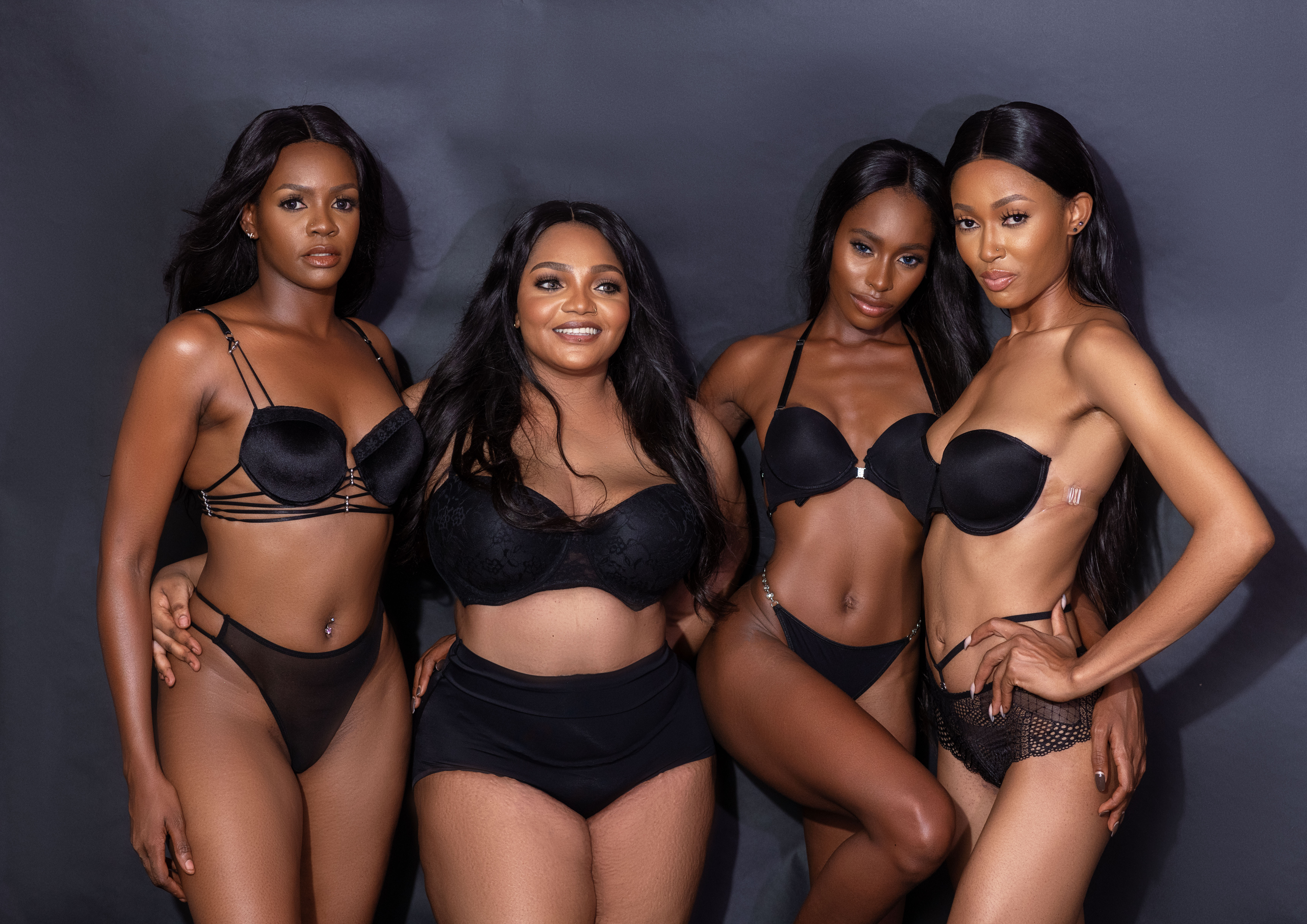 Lilian Afegbai launches Lingerie Line - Lilys Secret