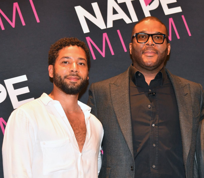 Tyler Perry condemns the homophobic attack on Jussie Smollett