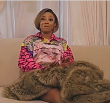 """Chop his money and run away"" Toke Makinwa advises women being wooed by married men"