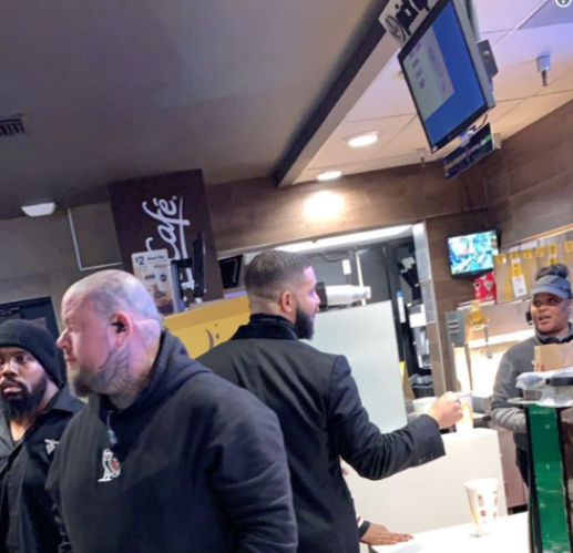 'Drake tipped each employee $100 not $10,000' - McDonald's says Drake tip was exaggerated