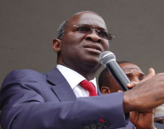SERAP Sues Babatunde Fashola, Asks Him To Name Contractors Who Disappeared With Project Money