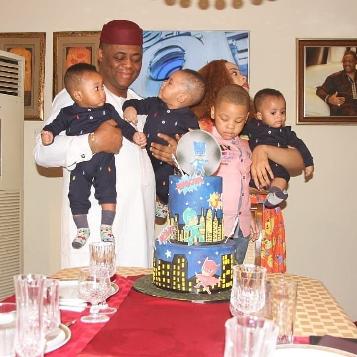 Photos from the birthday party of FFK