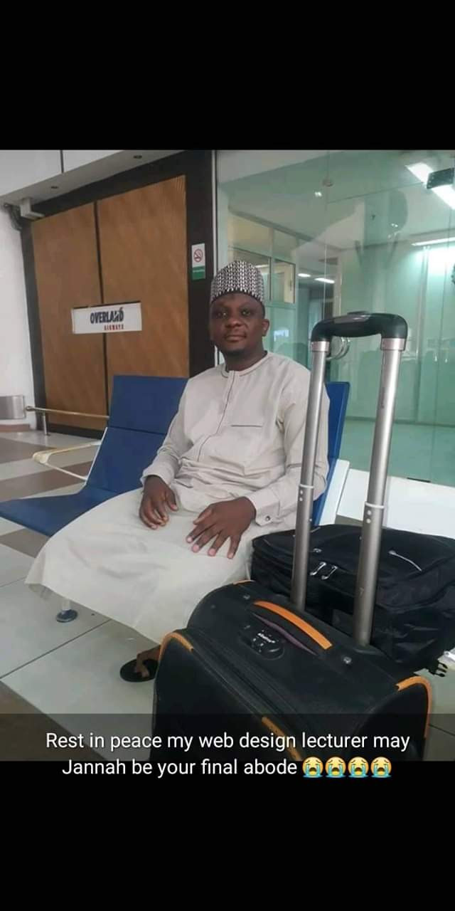 Two Nigerian lecturers die, one injured in ghastly motor accident on their way home after attending a friend
