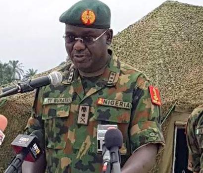 Nigerian Army Redeploys Senior Officers