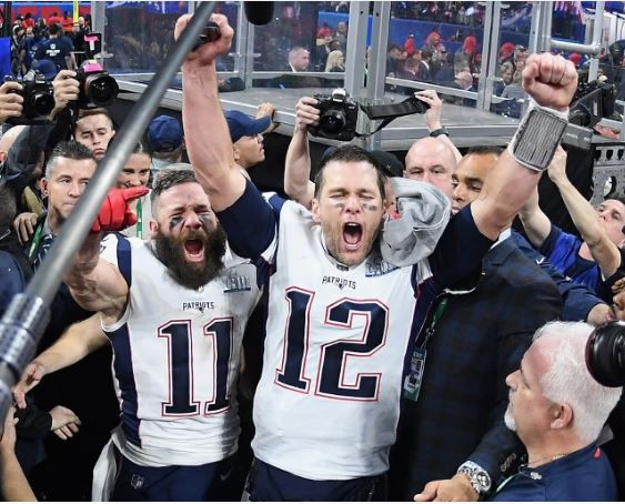 New England Patriots Defeat Los Angeles Rams 13-3 To Win 2019 #SuperBowl