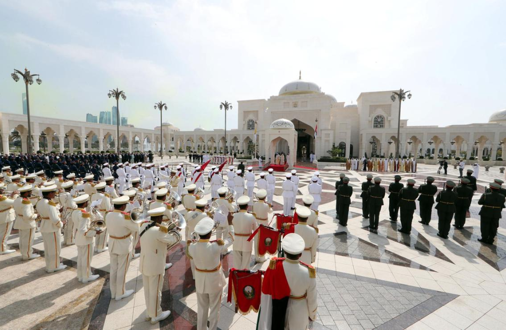 Pope Francis in Abu Dhabi for the first ever Papal visit to the Arab Peninsula (video)