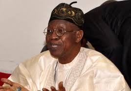 Opposition parties planning to discredit outcome of the presidential election ? Lai Mohammed says