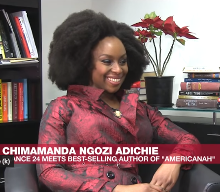 Chimamanda Adichie speaks on social media, Donald Trump, and feminism