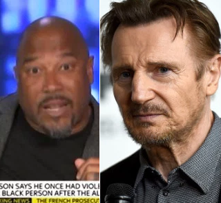John Barnes Defends Liam Neeson After He Was Criticized For Saying