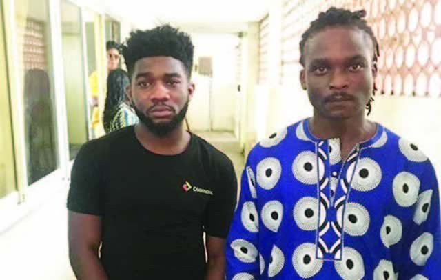 Hotelier?s son and his friend arrested for drugging and raping a lady in Lekki Lagos