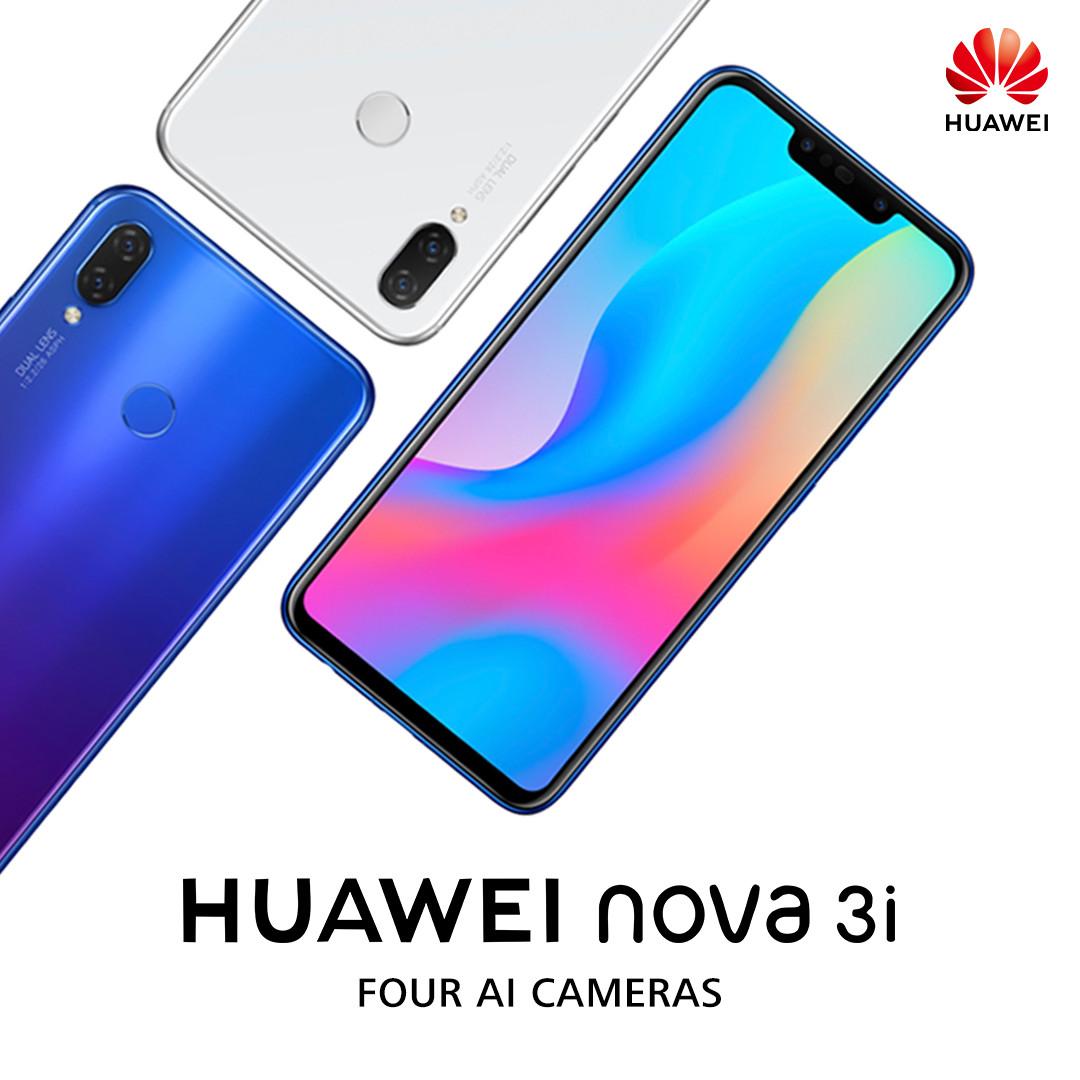 HUAWEI Nova 3i?s AI Feature Delivers A Seamless User Experience