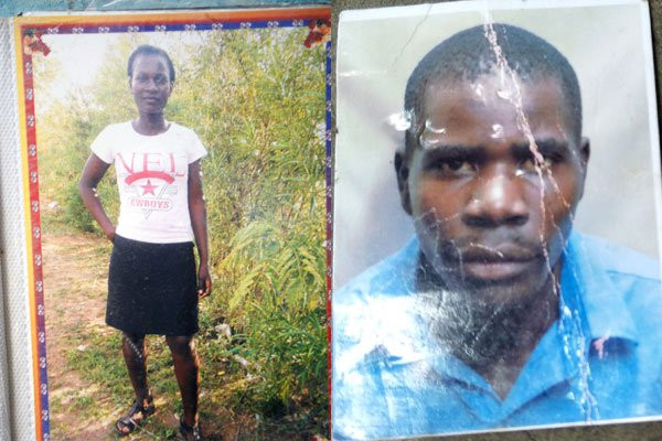 Photos: Kenyan man commits suicide after failed attempt to kill his pregnant wife