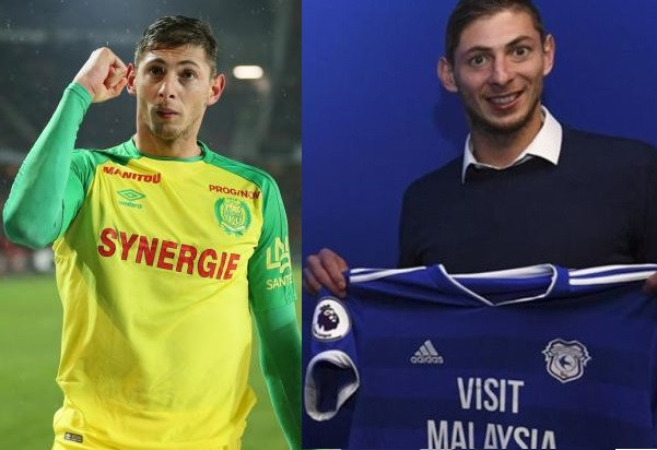 Nantes demand payment from Cardiff City over the ?15m transfer of missing striker Emiliano Sala