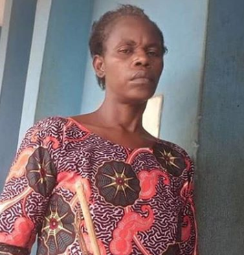 Photo: Housewife flogs husband?s nephew to death, buries him secretly in Ogun