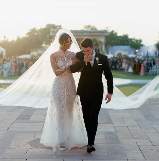 Priyanka Chopra says she ?freaked out? and had a panic attack right before marrying Nick Jonas