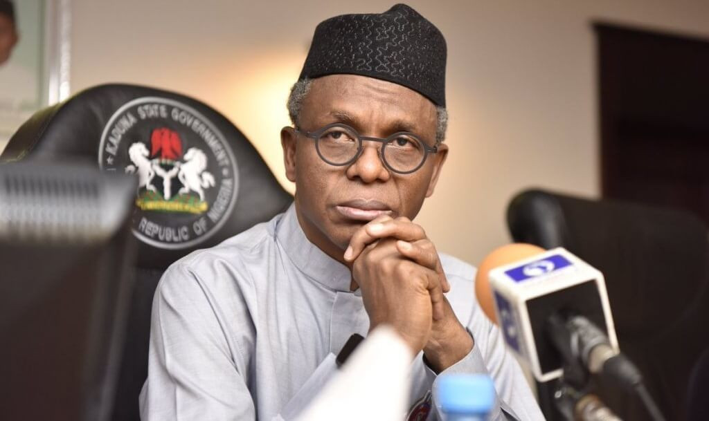 Body bag comment: Presidency backs El-Rufai, says ?he spoke in defense of national interest?