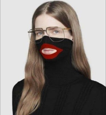 Gucci forced to pull balaclava sweaters that resemble blackface after they were accused of being racist