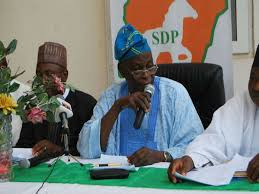 Olu Falae resigns as SDP chairman