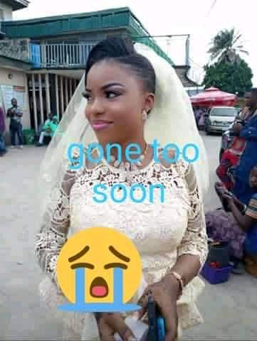 Photos: Friends mourn young Nigerian woman who gave birth to her first child on Monday, celebrated her birthday on Tuesday and died on Wednesday
