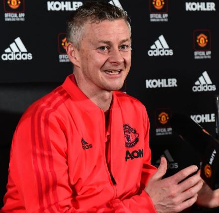 Ole gunnar, Ole Gunnar Solskjaer becomes the first Manchester United manager to win Premier League Manager of the Month since Sir Alex Ferguson