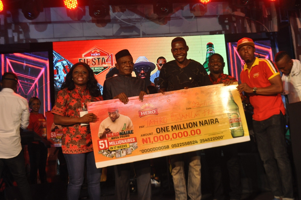 Hero Rewards 500 Consumers In Yuletide Promo