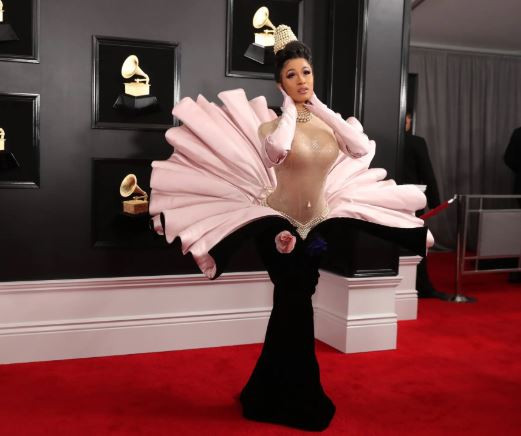 Best Stunning Red Carpet Fashion At The 61st Grammy Awards 2019