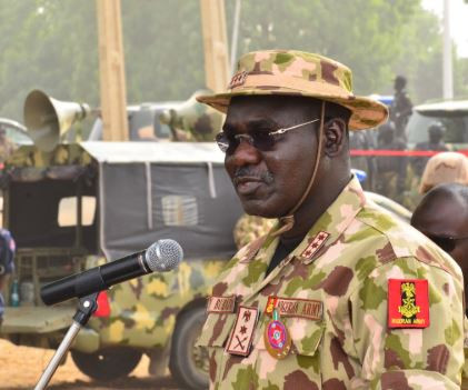 Nigerian Army Appoints Colonel Musa as New Speaker