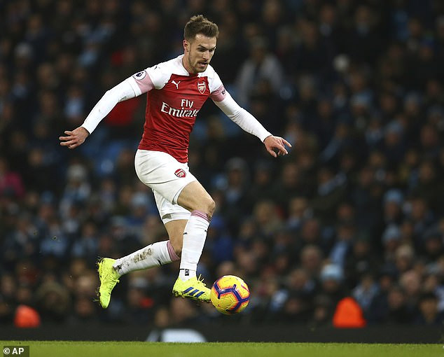 Arsenal star Aaron Ramsey set to become Britain