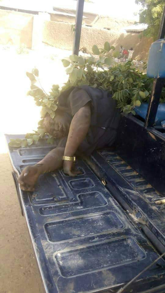 Photos: Gunmen abduct, kill Anglican priest on his way to Sokoto with family