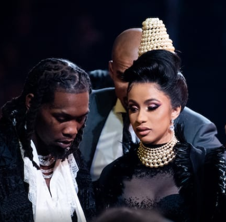 Cardi B deactivates her Instagram account following Grammy win