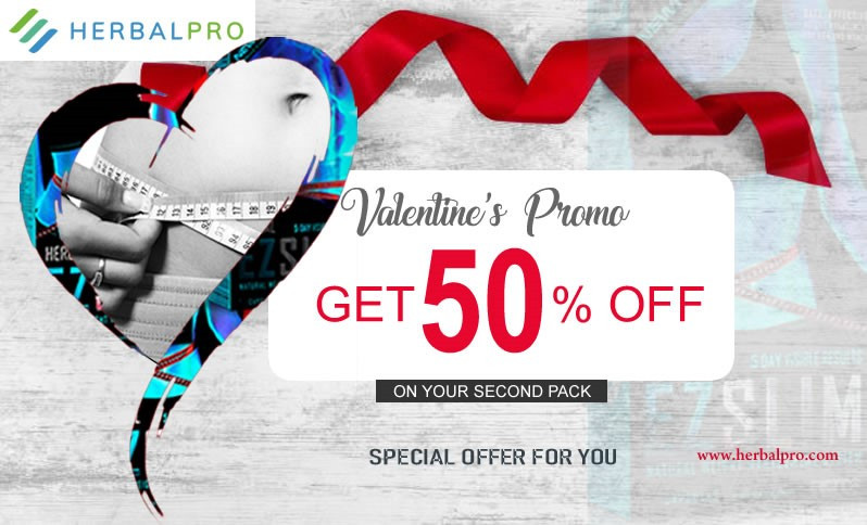 EZ Slim Valentine offer is here! Get EZ Slim