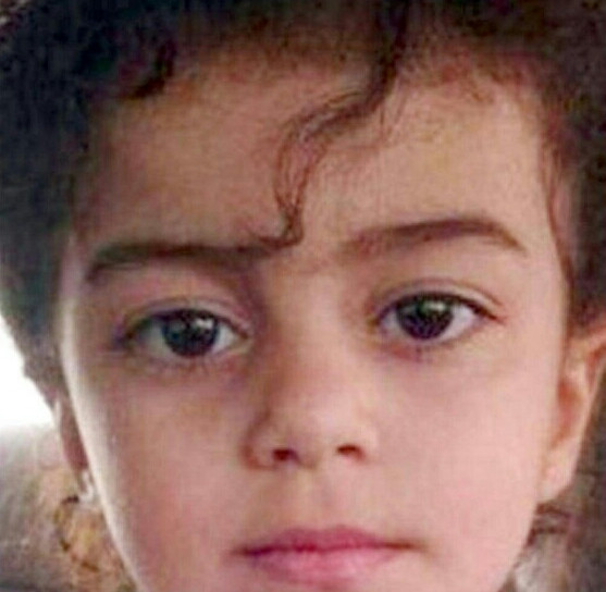 Photo: Woman who killed her 6-year-old stepdaughter by slitting her throat executed in Saudi Arabia