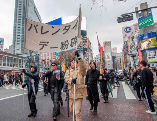 Women in Japan are rebelling against a decades-old Valentine