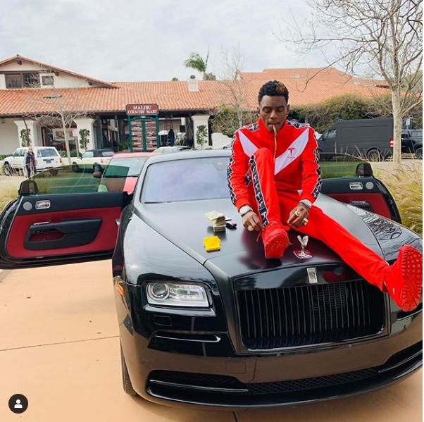 Soulja Boy splashes $320k on a Rolls-Royce Wraith (Photos)