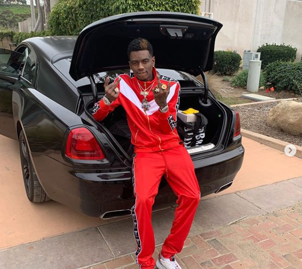 Soulja Boy splashes $320k on a Rolls-Royce Wraith (Photos)