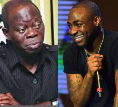 Davido throlls Adams, 2019 Elections: Davido trolls Adams Oshiomole on IG