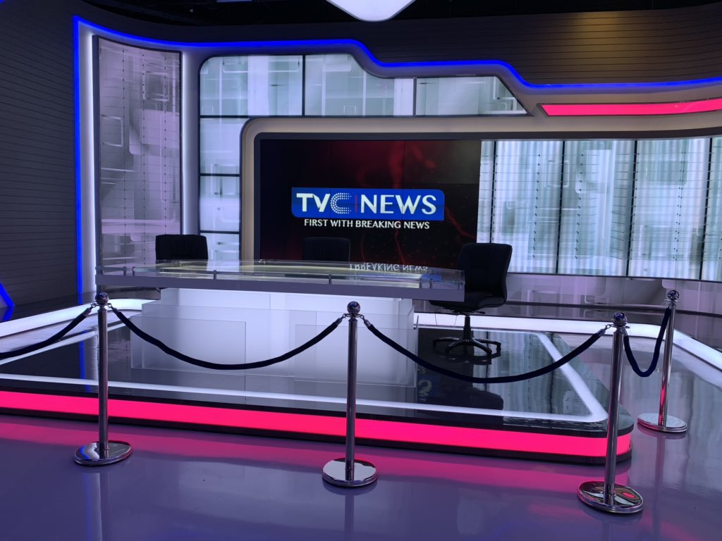 TVC News unveils new studio and facilities to become First With Breaking News