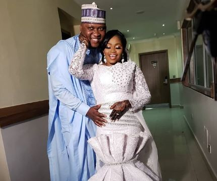 Photo: Yoruba actress, Tawa Ajisefinni weds in Ibadan