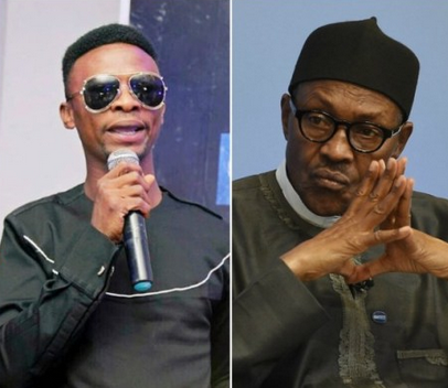 Buhari must apologize to us for the postponement of this election- comedian I Go Dye says