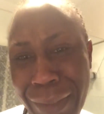 Election shift: Tara Durotoye breaks down in tears (video)