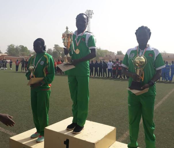 Nigerian Army?s female team wins West African marathon in Niger Republic (Photo)