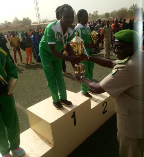 Nigerian Army?s Female Team Wins West African Marathon In Niger Republic (Photo)