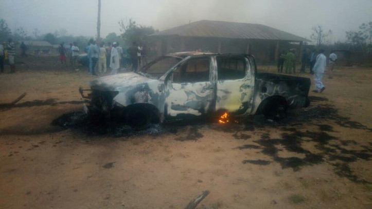 Photos: Four NDLEA officials killed in Ondo